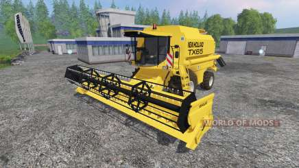 New Holland TX65 for Farming Simulator 2015