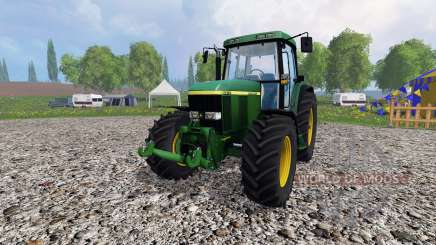 John Deere 6910 v3.0 for Farming Simulator 2015