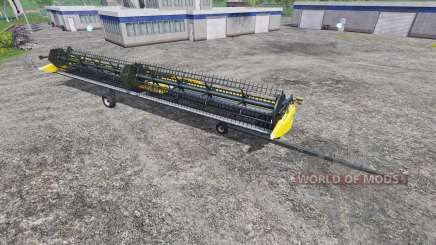 New Holland Super Flex Draper 45 for Farming Simulator 2015