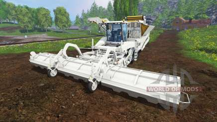 Grimme Tectron 415 v1.1 for Farming Simulator 2015