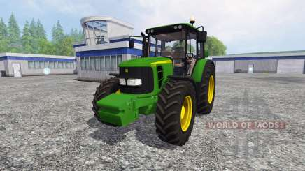 John Deere 6330 Premium FL for Farming Simulator 2015