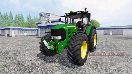 John Deere 7530 Premium v2.0 for Farming Simulator 2015