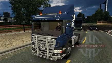 Scania P360 for Euro Truck Simulator 2