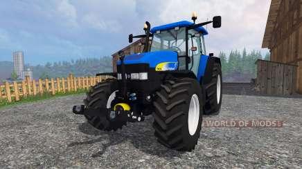 New Holland TM 175 for Farming Simulator 2015
