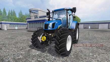 New Holland T7.210 for Farming Simulator 2015