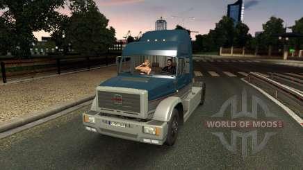 ZIL-5423 for Euro Truck Simulator 2