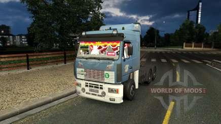 MAZ 5440 A8 for Euro Truck Simulator 2