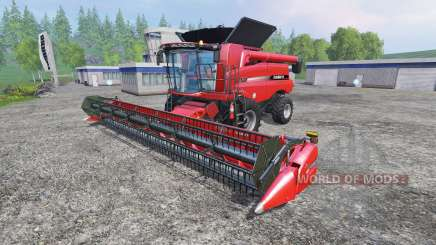 Case IH Axial Flow 7130 [dually] v1.1 for Farming Simulator 2015