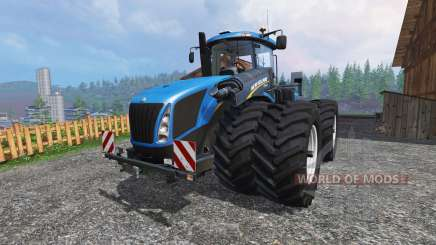 New Holland T9.670 DuelWheel v1.1 for Farming Simulator 2015