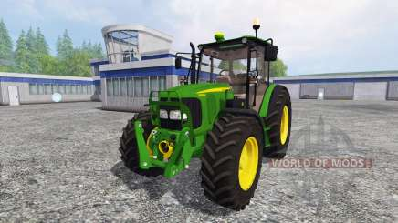 John Deere 5080M FL for Farming Simulator 2015