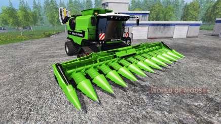Deutz-Fahr 7545 RTS [green beast] for Farming Simulator 2015