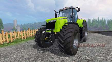 Massey Ferguson 7622 green for Farming Simulator 2015