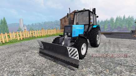 MTZ 892 Belarus for Farming Simulator 2015