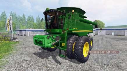 John Deere 9770 STS for Farming Simulator 2015
