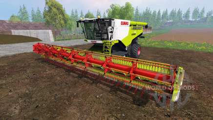 CLAAS Lexion 780TT [dirt] for Farming Simulator 2015