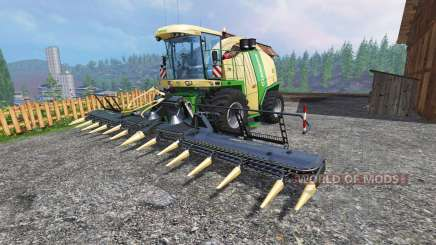 Krone Big X 1100 [tank 300000 liters] [crusher] for Farming Simulator 2015