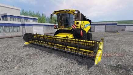New Holland CR9.90 v2.0 for Farming Simulator 2015