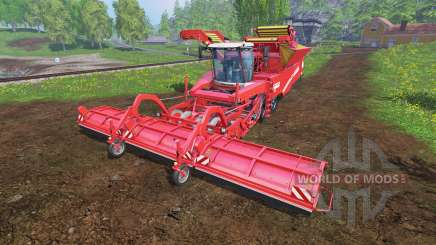 Grimme Tectron 415 [onion and carrot] for Farming Simulator 2015
