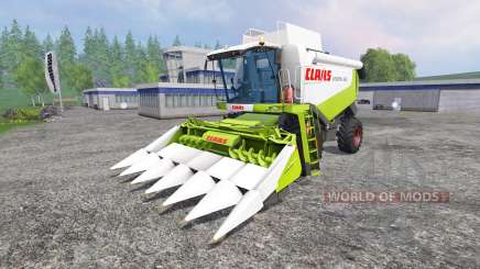CLAAS Lexion 550 for Farming Simulator 2015