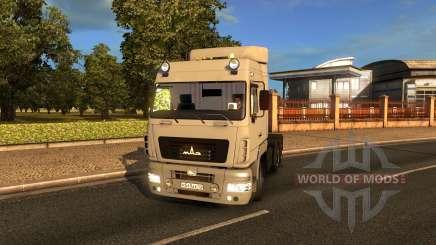 MAZ A for Euro Truck Simulator 2