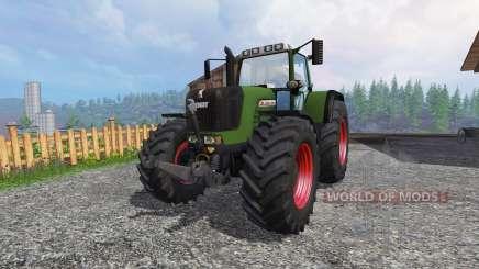 Fendt 930 Vario TMS for Farming Simulator 2015