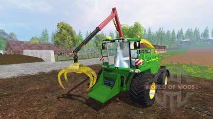 John Deere 7950 [crusher] v2.0 for Farming Simulator 2015
