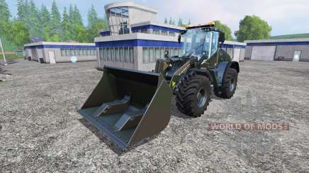 Liebherr L538 custom for Farming Simulator 2015