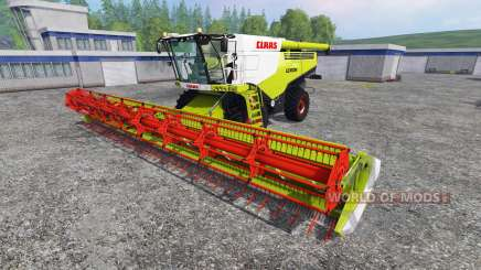 CLAAS Lexion 780 [wheels] for Farming Simulator 2015