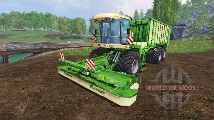 Krone BIG L500 Prototype v2.0 for Farming Simulator 2015