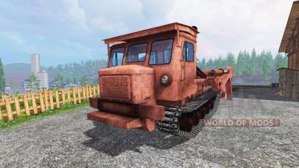 TT-4 for Farming Simulator 2015