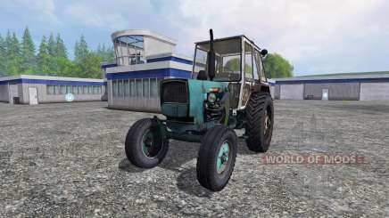 UMZ-CL v2.2 front loader for Farming Simulator 2015