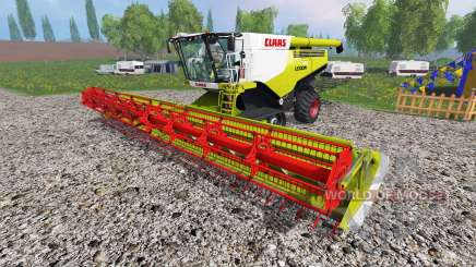 CLAAS Lexion 780 for Farming Simulator 2015