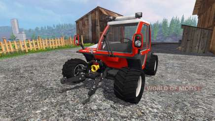 Reform Metrac H6 for Farming Simulator 2015