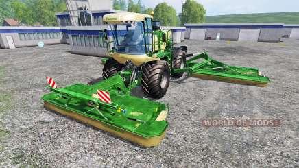 Krone Big M 500 v1.1 for Farming Simulator 2015
