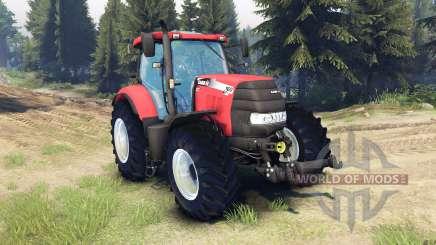 Case IH Puma CVX 160 for Spin Tires