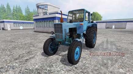 MTZ-80 v4.0 for Farming Simulator 2015