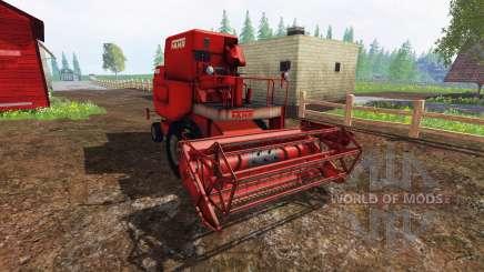 Fahr M66 v1.2 for Farming Simulator 2015