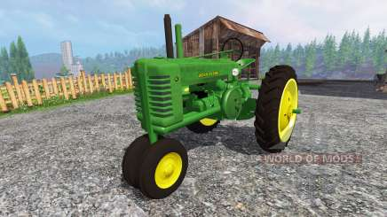 John Deere Model A for Farming Simulator 2015