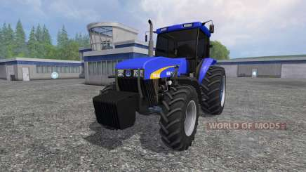 New Holland 7630 for Farming Simulator 2015