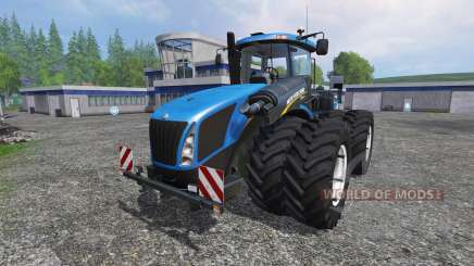 New Holland T9.670 DuelWheel v2.0 for Farming Simulator 2015