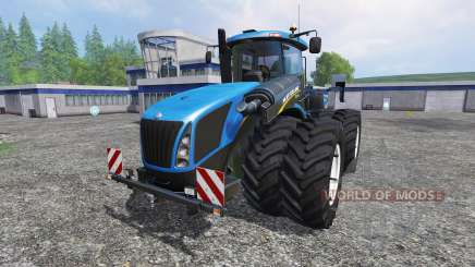 New Holland T9.700 [dual wheel] v1.1 for Farming Simulator 2015