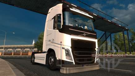 Volvo FH4 540 for Euro Truck Simulator 2