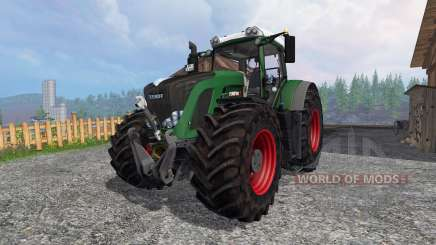 Fendt 924 Vario v3.0 for Farming Simulator 2015