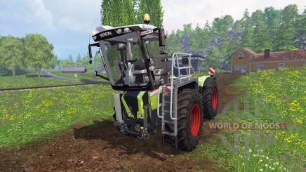 CLAAS Xerion 3800 SaddleTrac v3.0 for Farming Simulator 2015