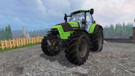 Deutz-Fahr Agrotron 7250 TTV v4.0 for Farming Simulator 2015