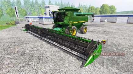 John Deere 9870 STS for Farming Simulator 2015