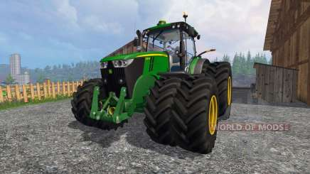 John Deere 7280R for Farming Simulator 2015