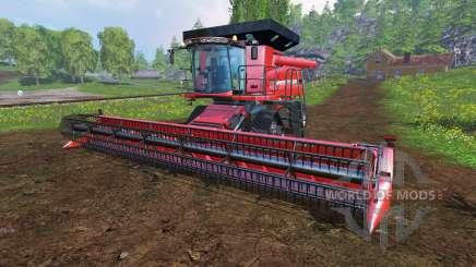 Case IH Axial Flow 9230 [crawler] for Farming Simulator 2015