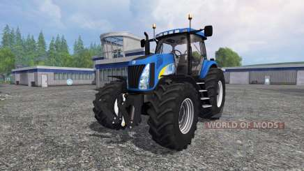 New Holland TG 285 for Farming Simulator 2015