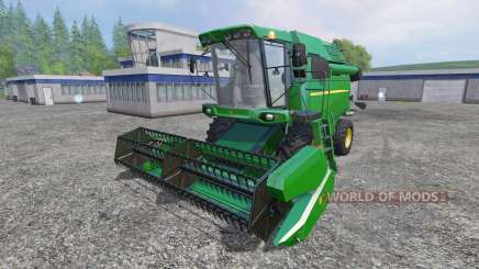John Deere W330 for Farming Simulator 2015